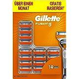 Gillette Fusion5 Rasierklingen (für Männer) 14Stück