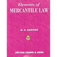 Elements of Mercantile Law