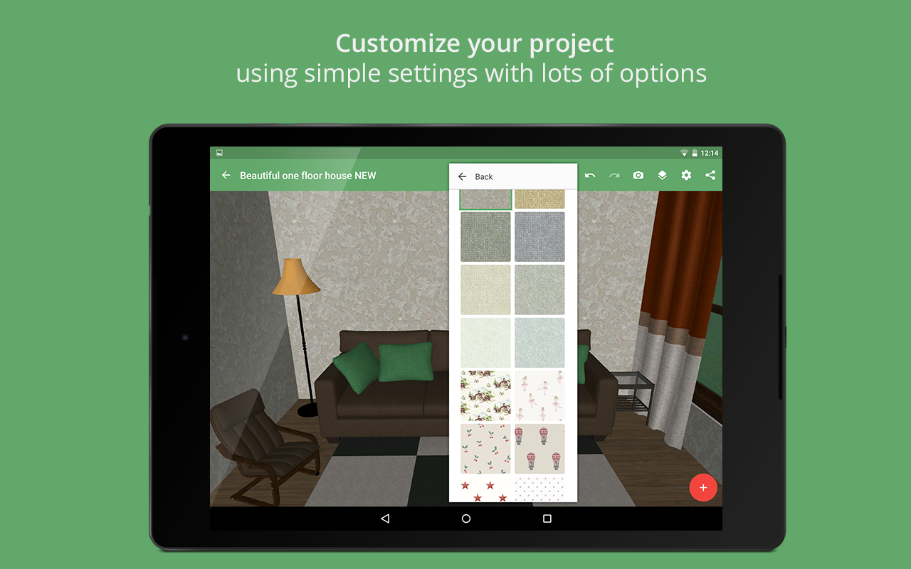 Planner 5d interior design amazon appstore for android ccuart Choice Image
