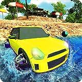 Barca Auto - Spiaggia Esploratore 2017 3D