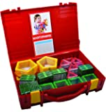 Unbekannt Magformers 273-12 - Spielzeug im großen Koffer, 126-er Set
