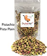 Dry Fruit Hub Plain Pista, 250g