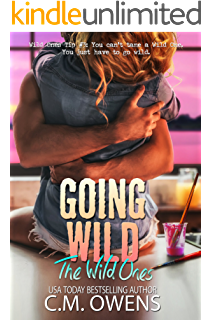 Becoming A Vincent The Wild Ones Book 1 Ebook Owens C M Amazon Co Uk Kindle Store