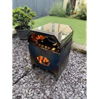 Fire Pit, Pizza Oven 12