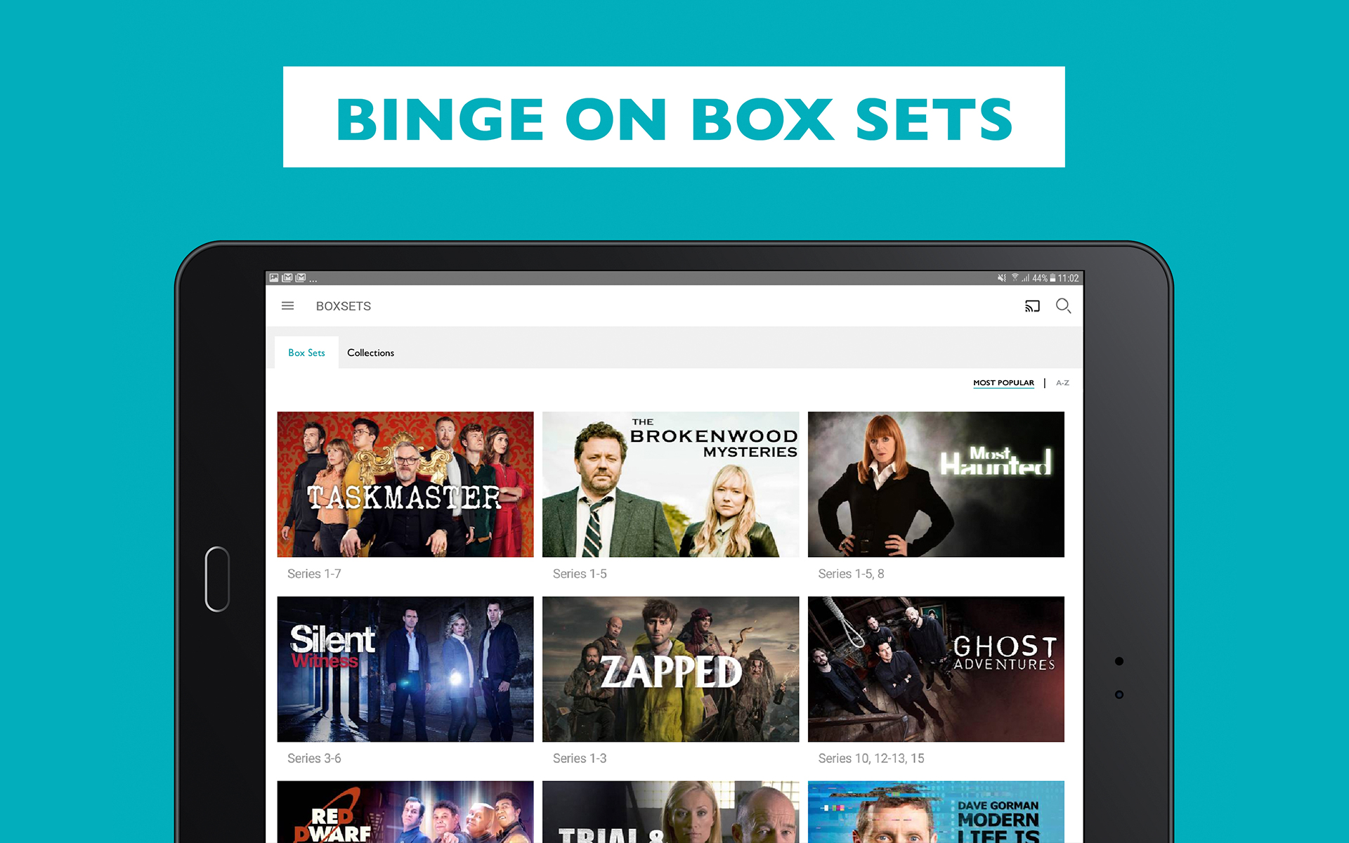 UKTV Play: Free TV On Demand