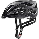 Uvex Unisex– Erwachsene, active cc Fahrradhelm