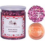 The Indian Chai - Rose Petals Sun Dried 50g