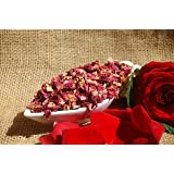 Naturix24 – Rosenblütenblätter rot – 100g Beutel