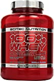 Scitec Nutrition Whey Protein Professional, Lightely Sweetened Vanille, 1er Pack (1 x 2350 g)