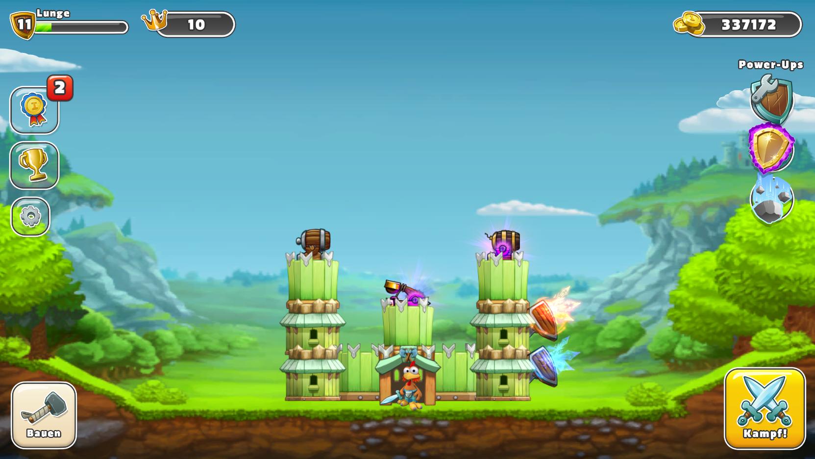Crazy Chicken Strikes Back Steam Code screenshot