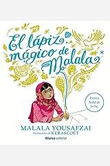 El lápiz mágico de Malala (Libros Singulares (LS)) Versión Kindle