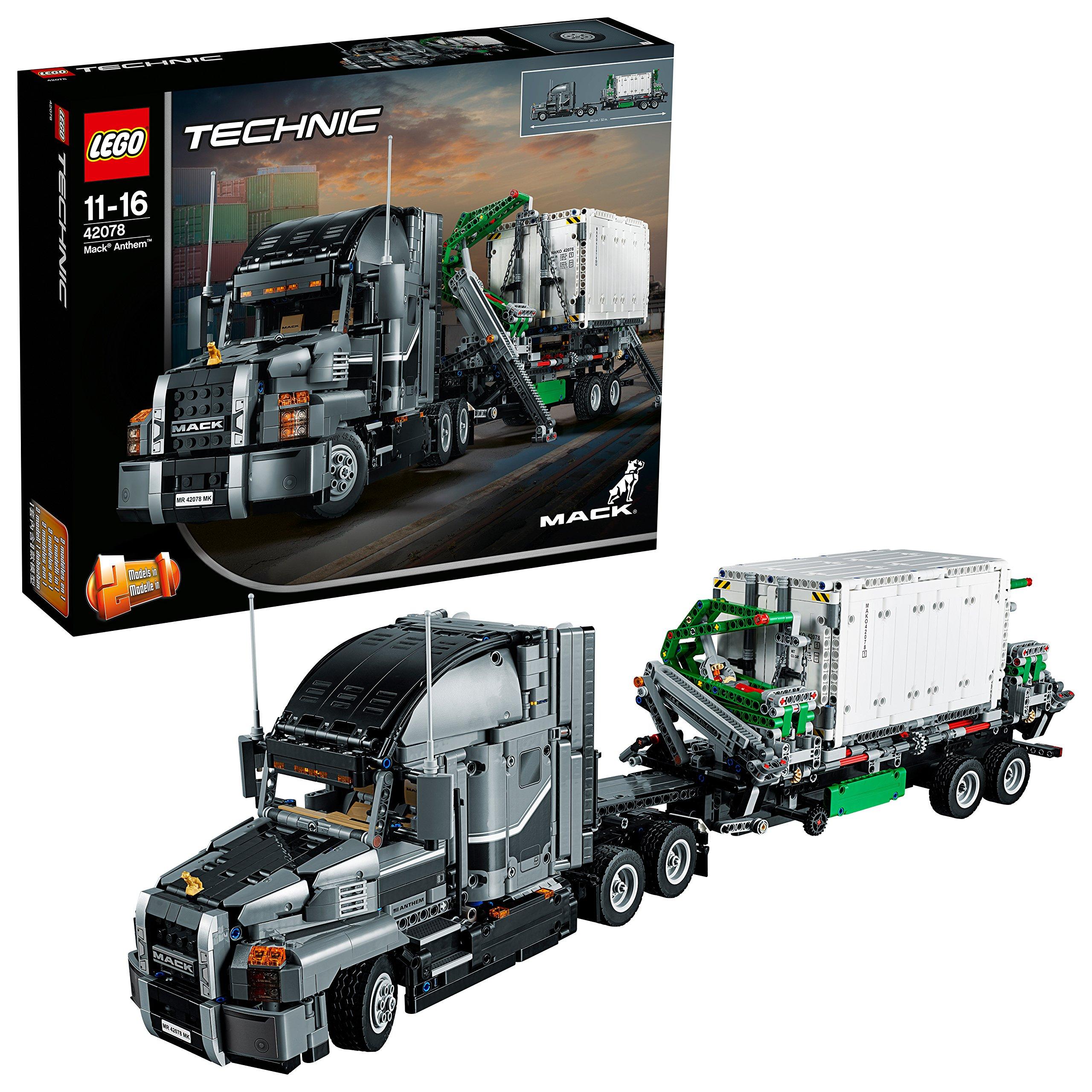 LEGO Technic – Mack Anthem (42078) Konstruktionsspielzeug