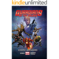 Guardians of the Galaxy, Vol. 1: Cosmic Avengers (English Edition)