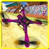 Drone Racing Flight Simulator