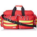 for Rescuers Trauma Doctors Paramedics Dimensions 38x24x50 cm Silos 2 Rusksack Backpack Polyester PVC coated First Aid and Civil Protection Professionals Red Colour Large Size Gima