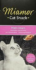Miamor Katzensnack Malt Cream 6 x 15 g, 11er Pack (11 x 90 g)