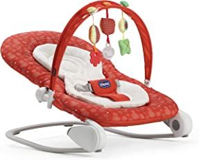 Chicco Hoopla' Baby Bouncer (Red Berry)