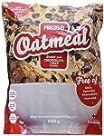 Prozis Oatmeal - Avena Integral, 1250g, Pepitas de Chocolate, 12 Dosis