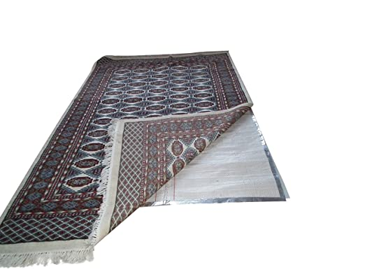 How to make a braided rug without sewing wood