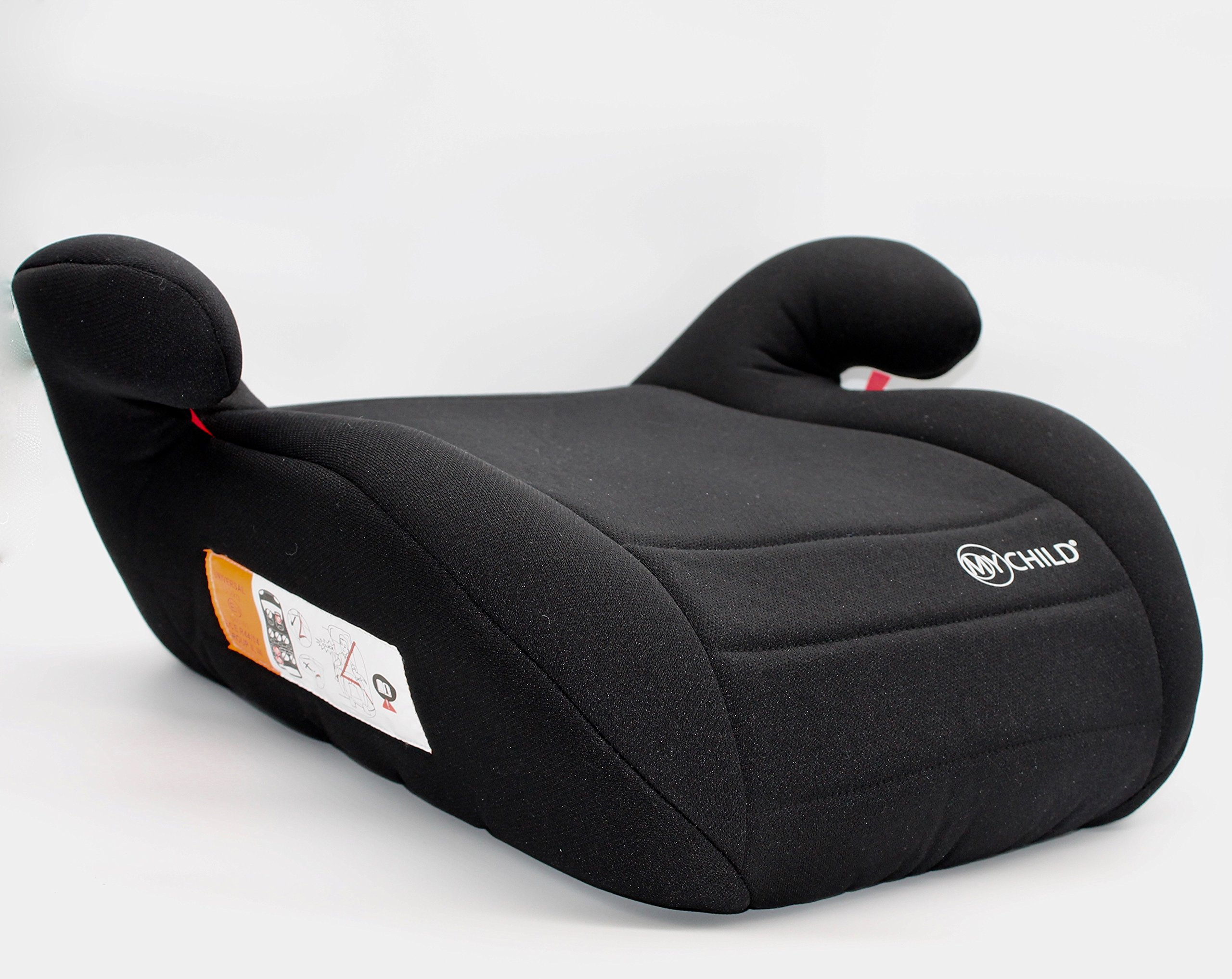 My Child Group 3 Button Booster Seat (Solid Black) My Child  3