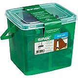SPAX Stick pro Onzichtbare terrasbevestiging, incl. schroeven voor ca. 1 m2 terras, 40 stuks – 5009422556609.