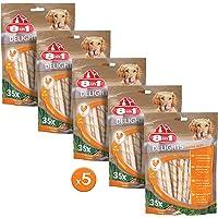 8in1 Delights Twisted Bâtonnets 35 Pièces - Pack de 4