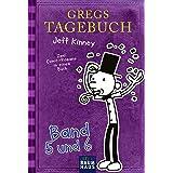 Gregs Tagebuch – Band 5 und 6: Zwei Comic-Romane in einem Buch: 5-6