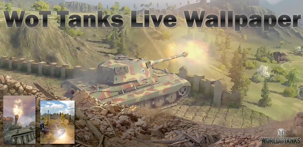WoT Tanks Live Wallpaper Amazoncouk Appstore For Android