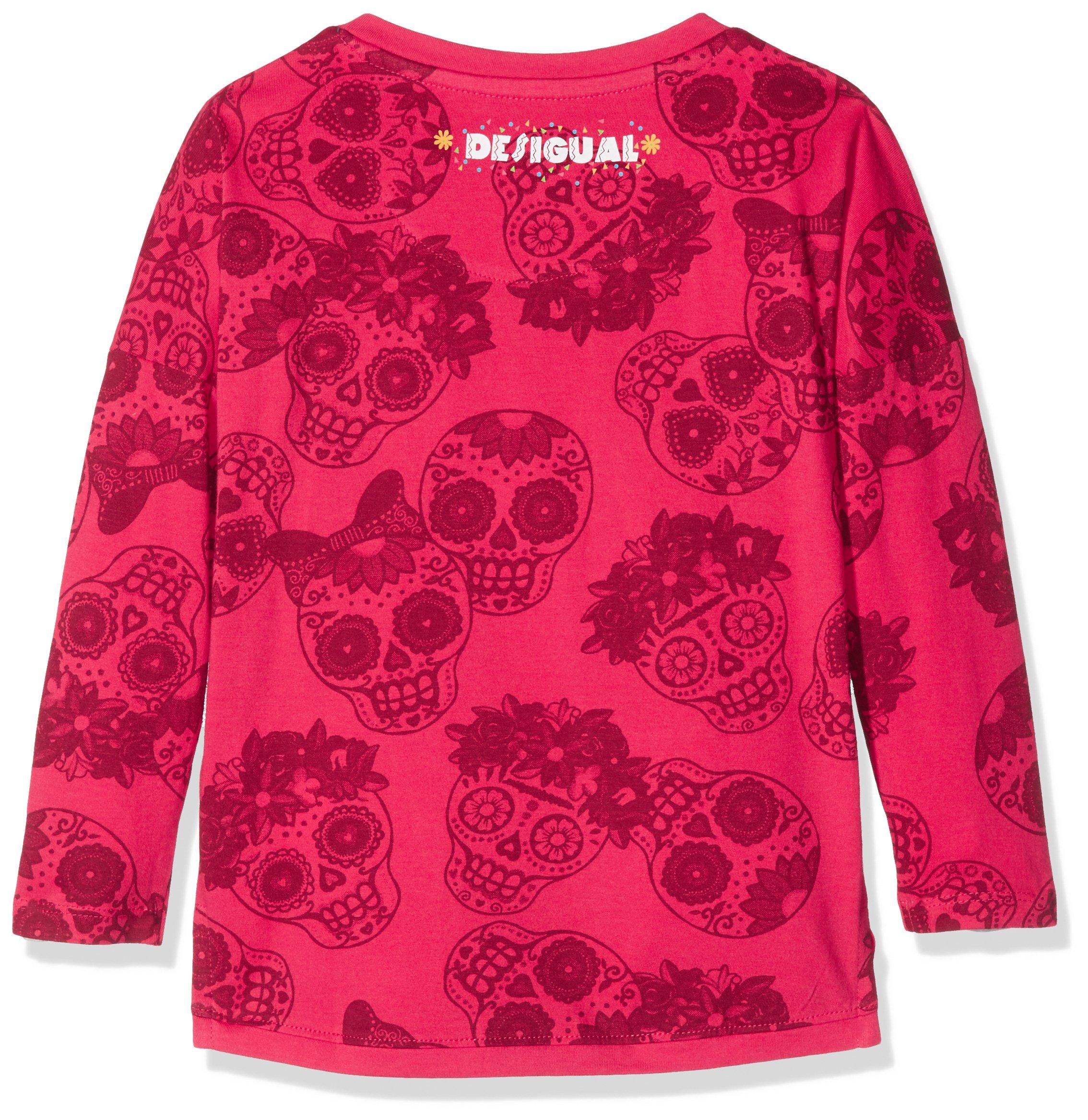 Desigual TS_Georgia Camisa Manga Larga para Niñas