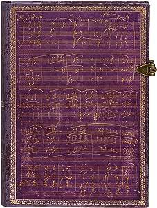 Ultra Paperblanks Diari a Copertina Rigida 250/º Anniversario della Nascita di Beethoven Righe 180 /× 230 mm