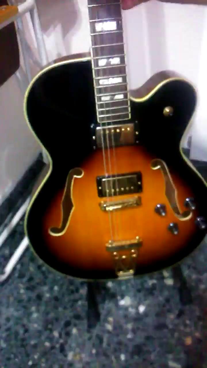Feibrand Soporte Para Guitarra Plegable Para Acústicas y Eléctricas: Amazon.es: Instrumentos musicales