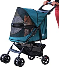 Pet Gear Froh Trails Kein Reißverschluss Haustier Kinderwagen