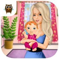 Sweet Baby Girl Newborn Baby Care - No Ads