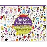 Melissa & Doug 4190 Sticker Collection-Fashion