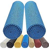 DIY Doctor Antirutschmatte für Teppich (2 STK) - 11.600 cm2 Antirutschmatte Auto Extra Dick 400gsm (Ehemals Medipaq…