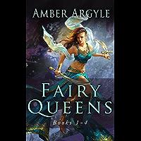 Fairy Queens Saga: Books 1-4 (Fairy Queens Saga Box Set Book 1)
