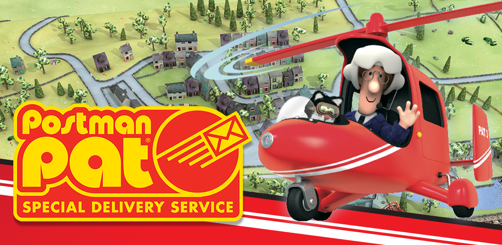 Image of Postman Pat: Special Delivery Service