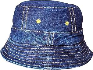 TyranT Unisex Blue Denim Hat Round Cap