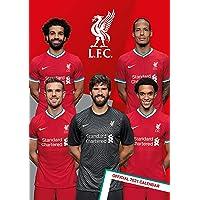 Official Liverpool 2021 Calendar - A3 Wall Format Calendar