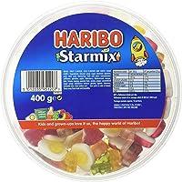 Haribo Starmix Bulk Sweets Drum 400g