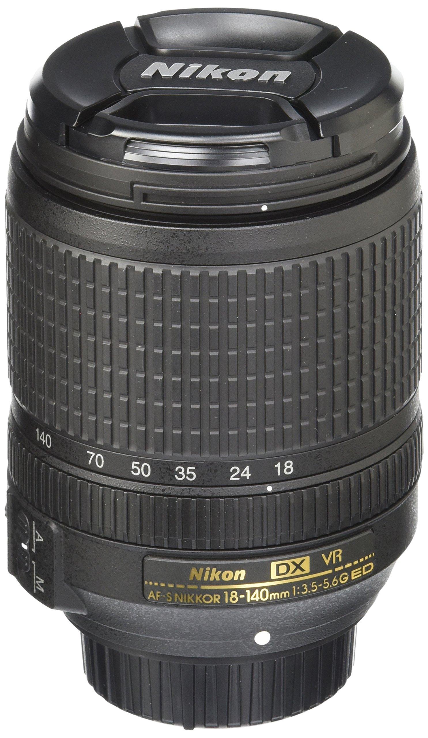 Nikon AF-S DX NIKKOR 18-140 f/3.5-5.6G ED VR