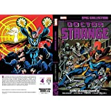 DOCTOR STRANGE EPIC COLLECTION ALONE AGAINST ETERNITY