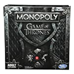 Monopoly Game of Thrones Board Game for Adults Mystery Games at amazon