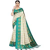 Pisara Women Mysore Art Silk Printed Saree