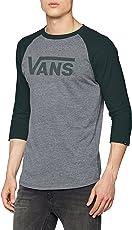 Vans Herren T-Shirt Classic Raglan