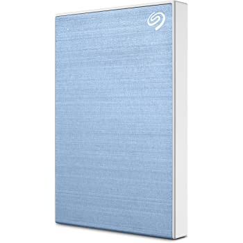 Seagate 2 TB Backup Plus Slim USB 3.0 Portable 2.5 Inch External Hard Drive for PC and Mac