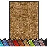 Floordirekt Vuilvangmat Rhine | wasbaar & krachtige deurmat | schoonloopmat met antislip achterkant | deurmat in vele maten e