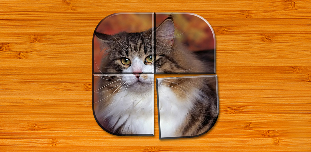 katzen puzzle spiele kostenlos apps f r android. Black Bedroom Furniture Sets. Home Design Ideas