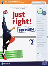 Just right! Ediz. premium. Per la Scuola media. Con e-book. Con espansione online: 2