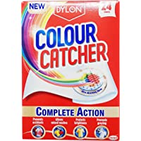 Colour Catcher Complete Action+ Laundry Sheets, Helps to Prevent Colour Run and Protects Brightness – 24 Sheets